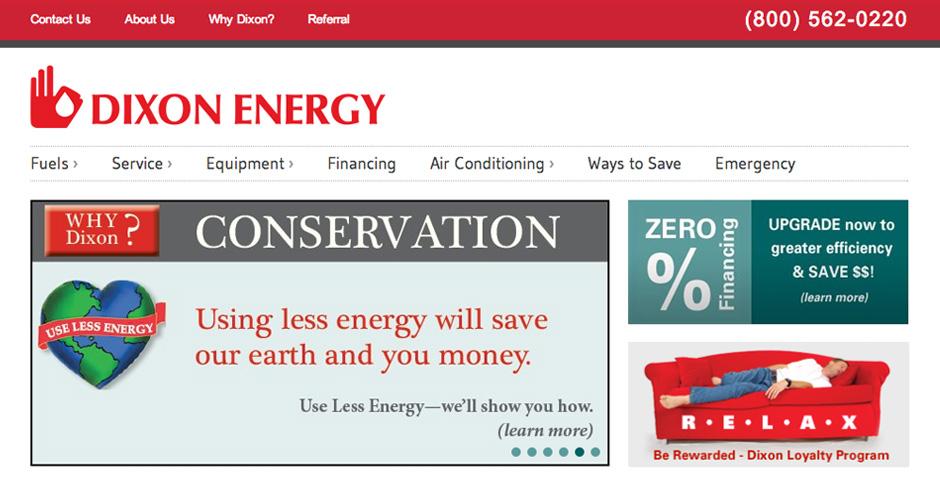 Dixon Energy